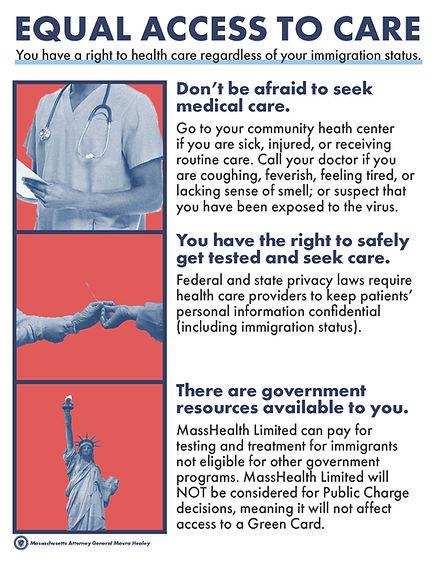 AGO Resource Flyer_Immigrant Health COVI