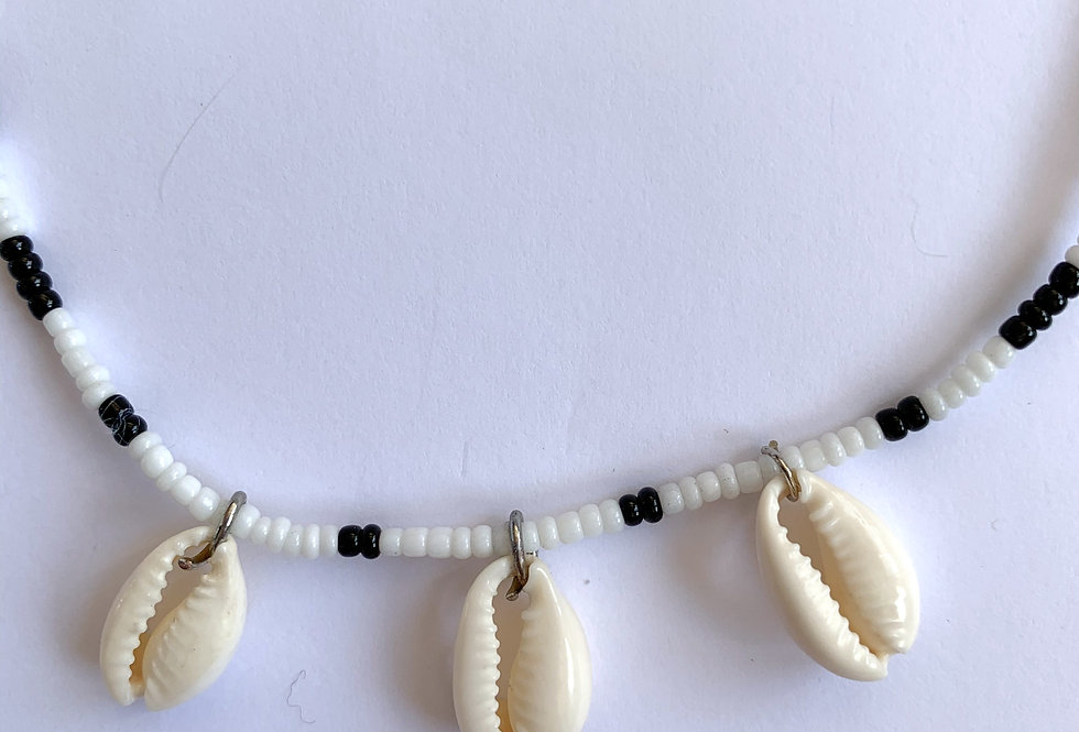 Black and white - ketting