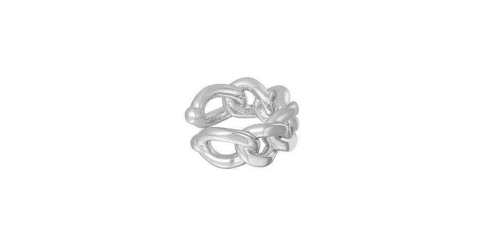 Chained - ear cuff