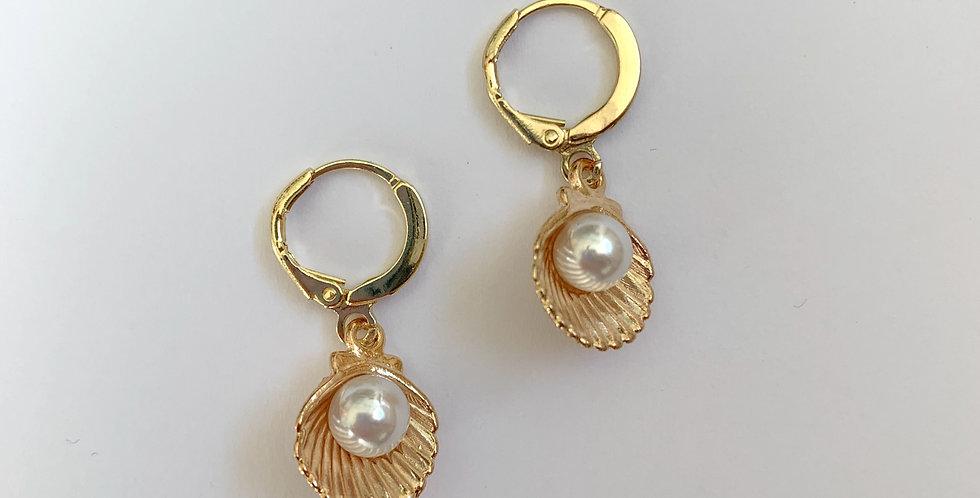 Treasure - oorbellen