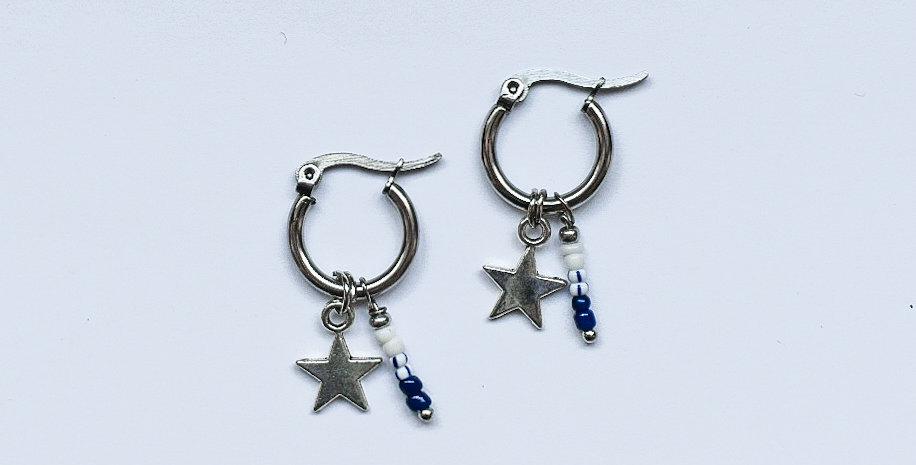 Starstruck - oorbellen