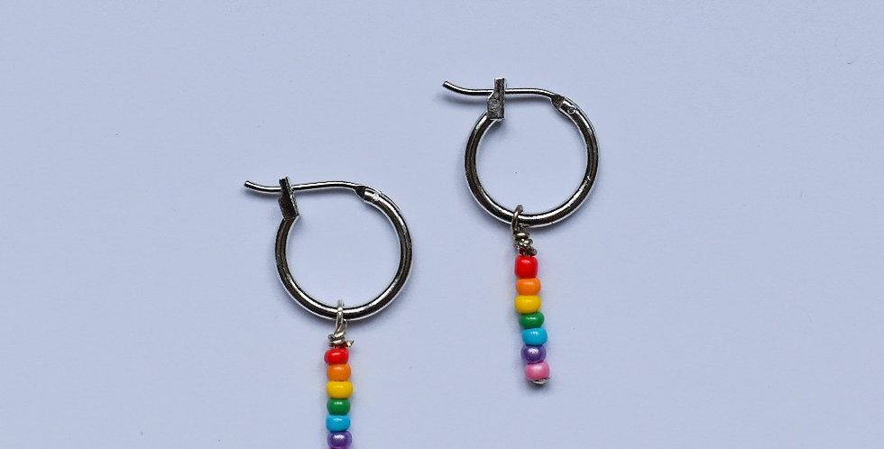 Rainbow - oorbellen