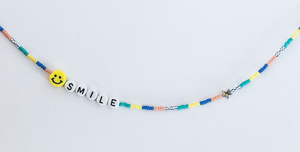 Smile - ketting