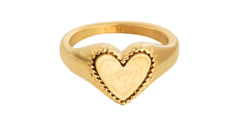 Love is in the air - ring