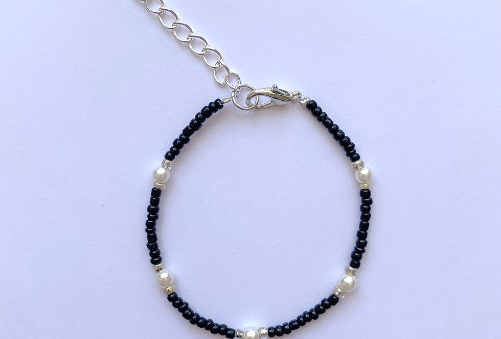 Pearl drop - armbandje