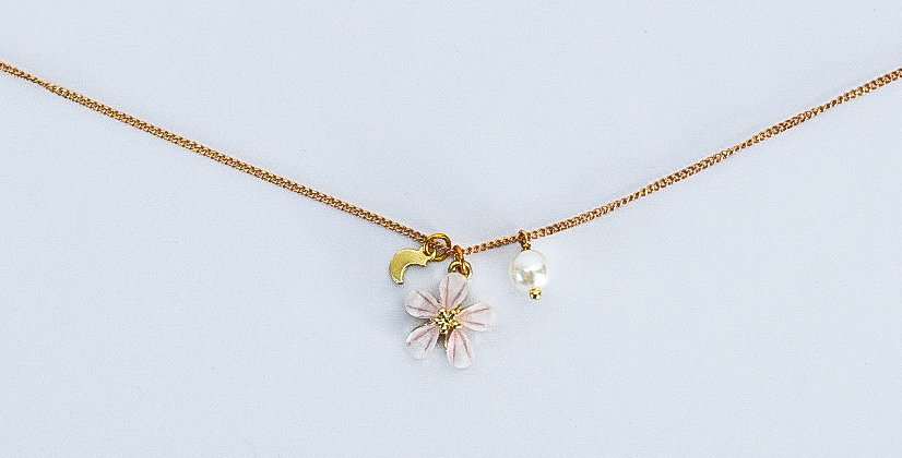 Floral - ketting
