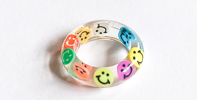 All smiles - ring
