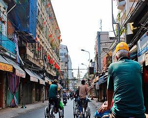 Ride Through Ho Chi Minh City