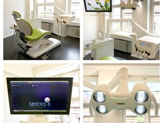 Dentalhygiene: Neue Behandlungsstühle!