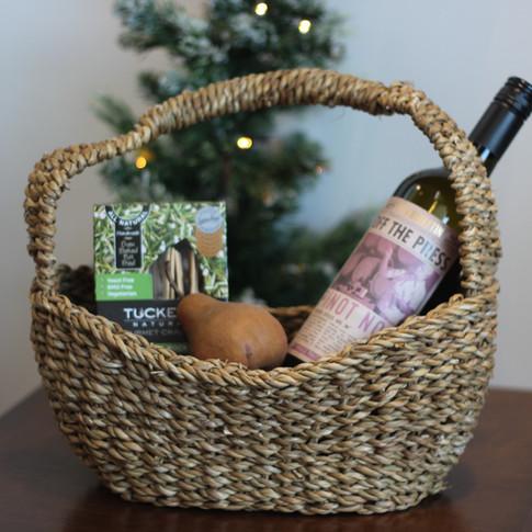 seagrass handled basket christmas.jpg
