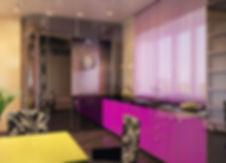 Дизайн кухни в частном доме от In Interior Studio