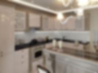 дизайн кухни от In Interior Studio