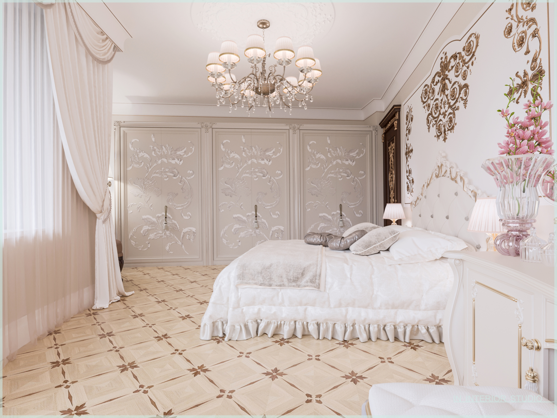 Хранение в спальной комнате