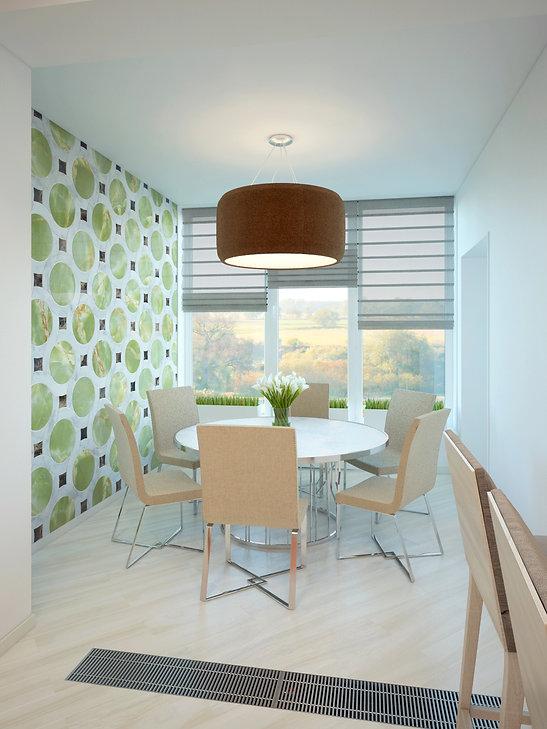 визуализации кухни от In Interior Studio