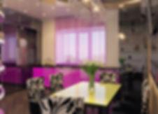 Дизайн кухни-столовой в частном доме от In Interior Studio