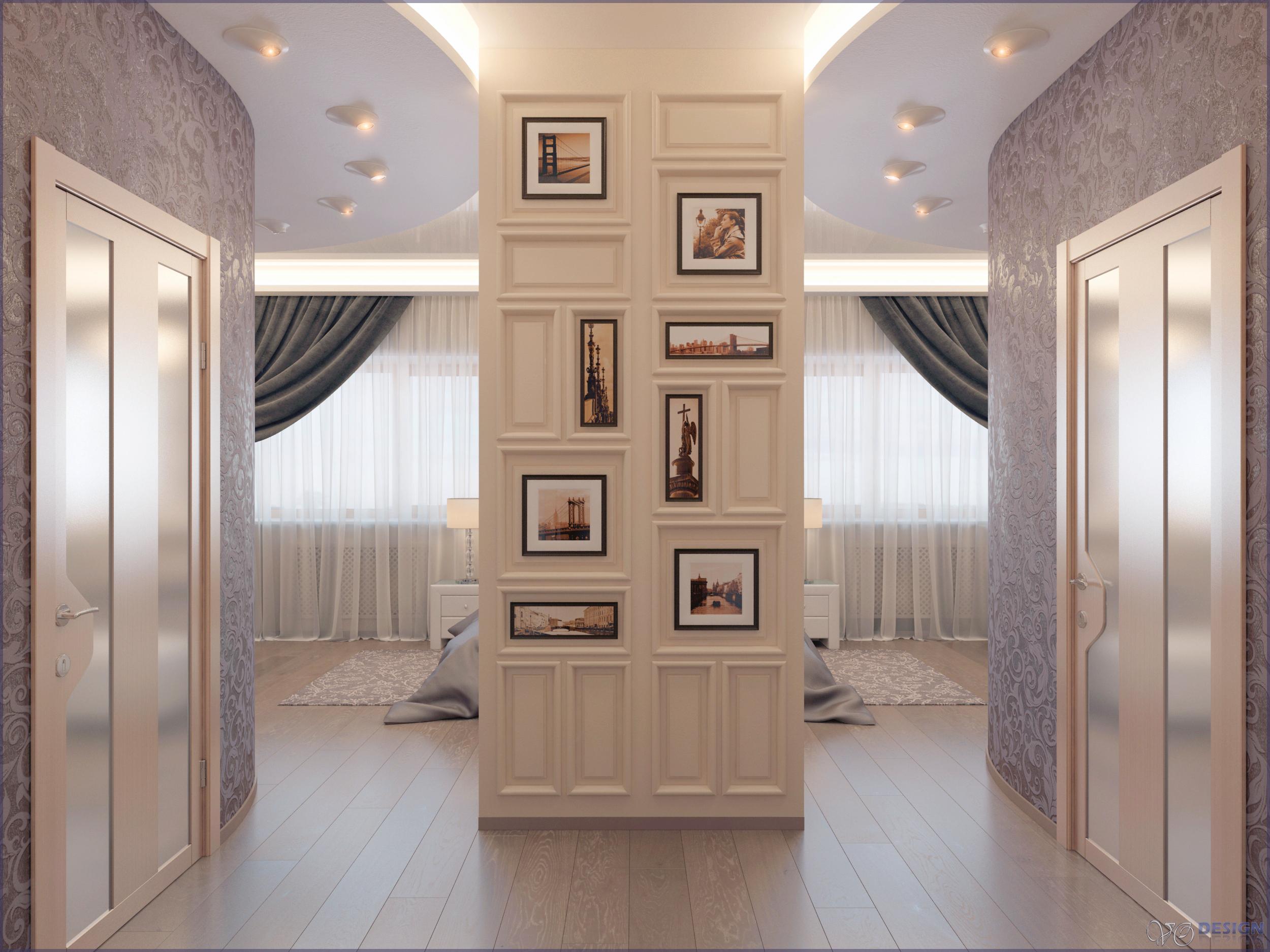 lдизайн спальной комнаты