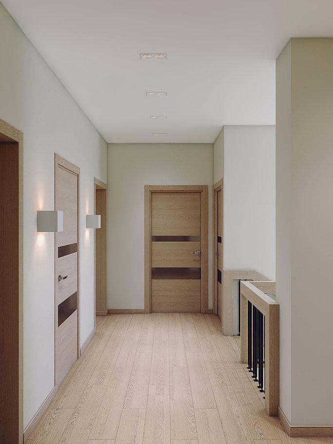 Дизайн интерьера дома. In Interior Studio