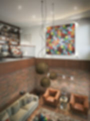 Декор в квартире-студии