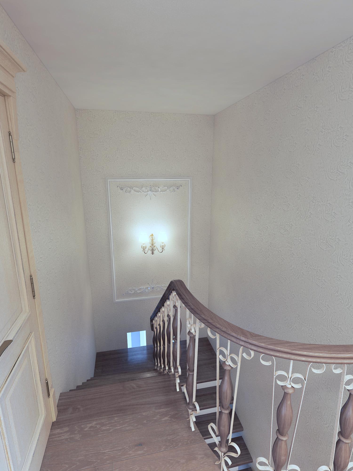 лестничный холл