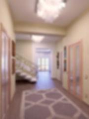 Холл в частном доме