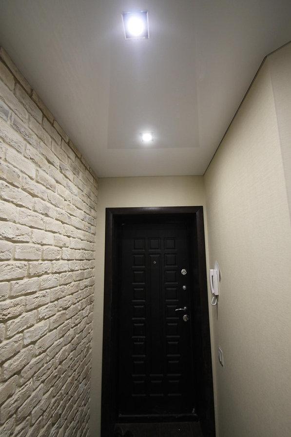 Реализация проекта квартиры-студии из хрущевки от In Interior Studio