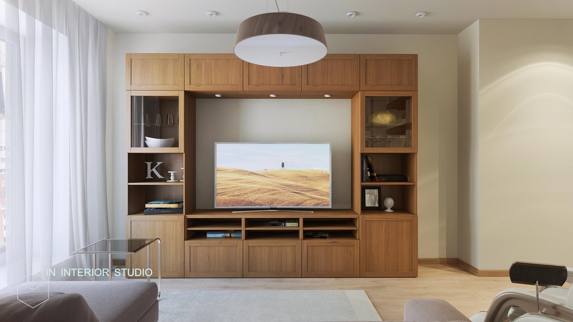 Хранение, ТВ зона