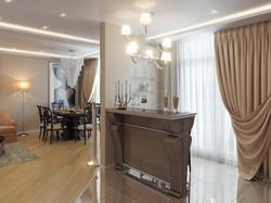 дизайн барной стойки в гостиной