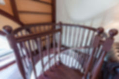 Винтовая лестница. Неоклассика.