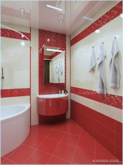 Ванная комната, зона умывания