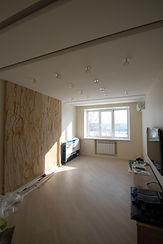 Завершающая стадия реализации дизайн-проекта от In Interior Studio