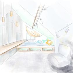 детская комната вариант 3