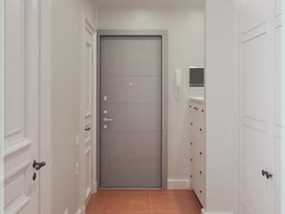 Дизайн-проект двухкомнатной квартиры в Скандинавском стиле.