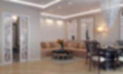 дизайн гостиной спб