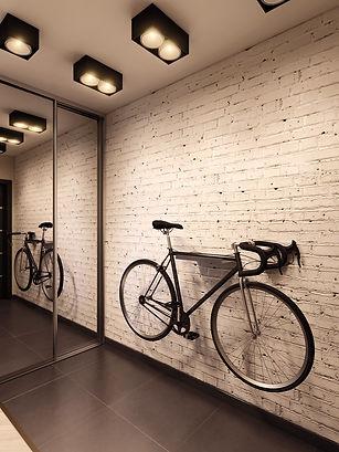 Квартира-студия в стиле лофт