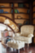 Кабинет, комната отдыха, библиотека
