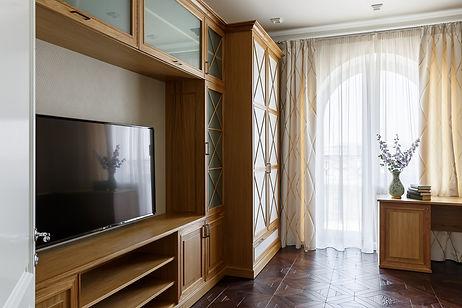 Гостевая комната в неоклассическом стиле