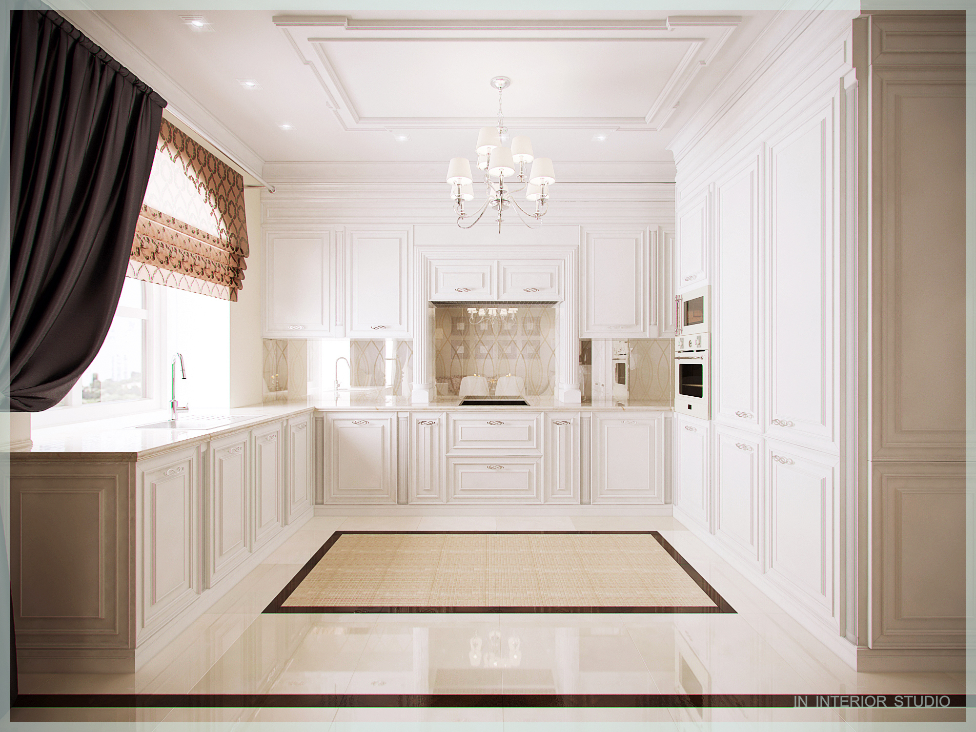 5. Обзор на кухню