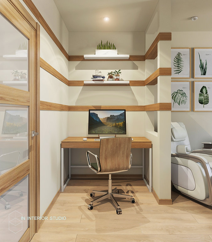 Экодизайн, In Interior Studio