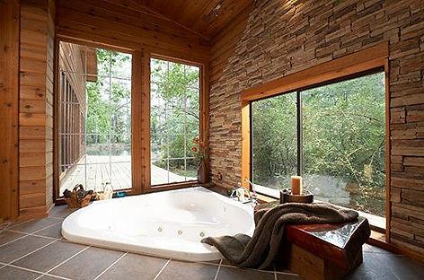 ванны утопленные в пол
