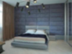 Дизайн интерьера спальни от In Interior Studio