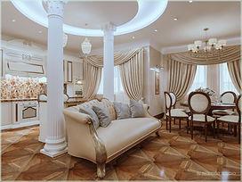 Гостиная в Русской классике