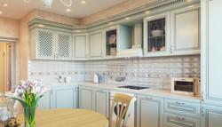 3d эскизы кухни