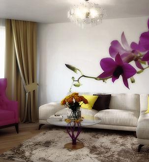Дизайн однокомнатной квартры