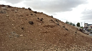 اراضي للبيع في الرمان/ طريق عمان جرش