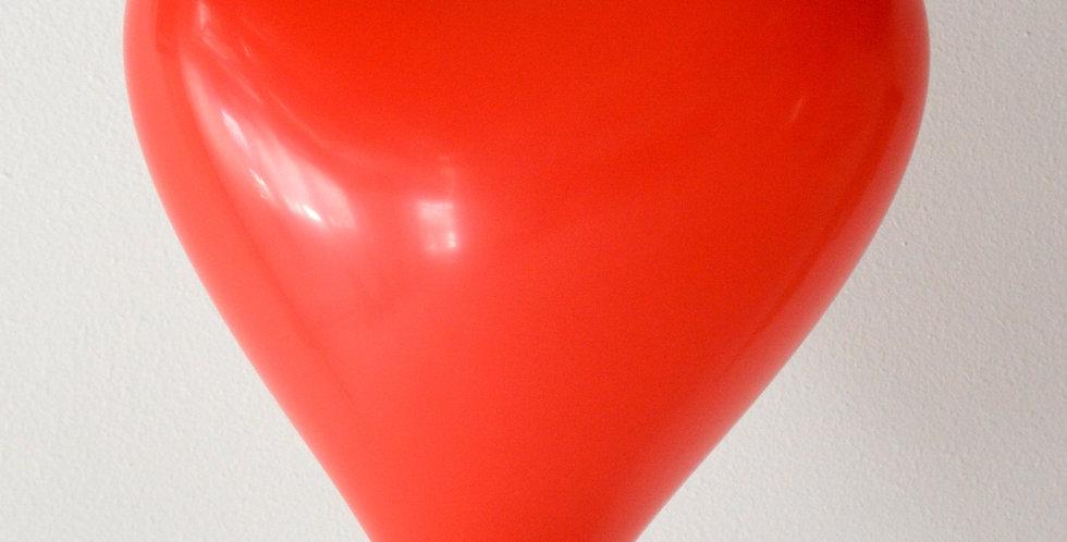 Luftballons, diverse Farben und Formen