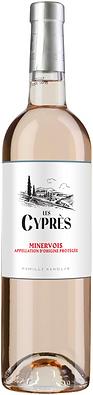 BT BX les Cyprès rosé 100x90 Minervois.p