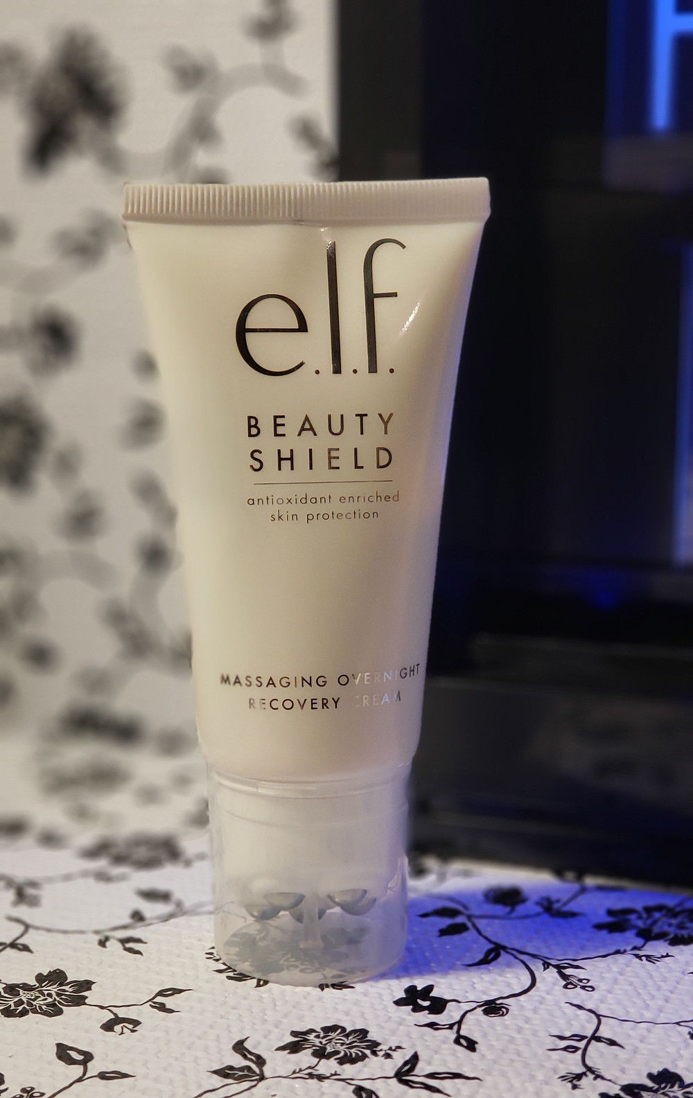E.L.F Beauty Shield Massaging Overnight Recovery Cream