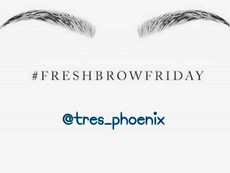 Fresh Brow Friday