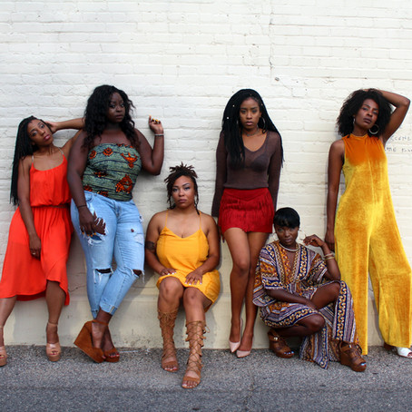 Black Women Are For Grown-Ups!