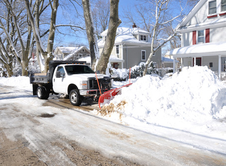 What snow plow contractors need to know about sub-contractor insurance costs.